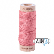 Aurifloss - 6-strand cotton floss - 2435 (Peachy pink)